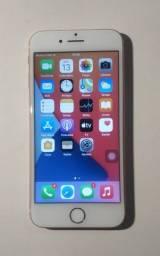 Iphone 8 64gb Vitrine - Sem marca ou risco - Aceito cartão
