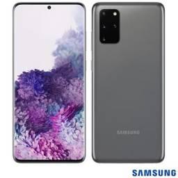 Samsung Galaxy S20 PLUS modelo G985 aceitamos seu usados na troca pague em até 12X