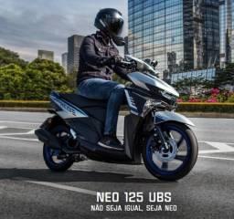 Yamaha Neo 125 Ubs Modelo 2022!!! Sem Entrada!