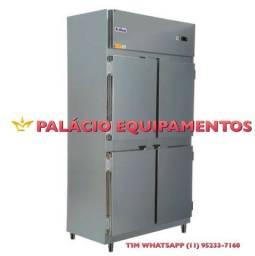 Título do anúncio: Geladeira Comercial inox 4 ou 6 portas*Refrigerador Industrial Inox