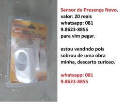 Título do anúncio: Sensor de Presença Novo.