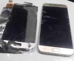 Tela Touch Dispplay Samsung J5 J5pró J3 J7 Prime 2 J5 pró J7 Pró e outros