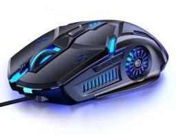 Mouse Gamer G5 E-sports Rgb 3200 Dpi (novo lacrado)