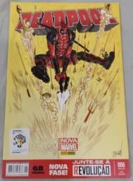 HQ - Deadpool - Junte-se À Revolução - Volume 6