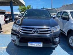 Título do anúncio: Toyota Hilux srv 2016/2017 automática impecável