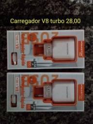 Título do anúncio: Carregador turbo V8 28,00