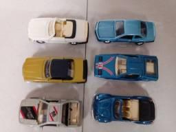 Carrinhos de fricção e carrinhos corrida