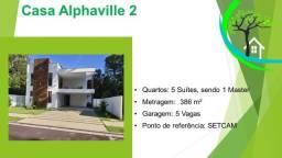 Título do anúncio: casa no alphaville 2