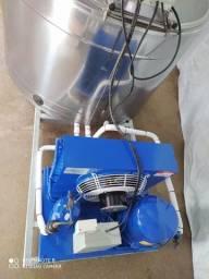 Refrigerador de Água Leite Calda Agranel 800 Litros