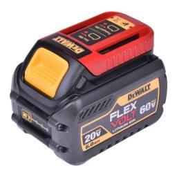 Título do anúncio: Bateria Li-ion Flexvolt Max 20/60v 6,0ah - Dewalt-dcb60