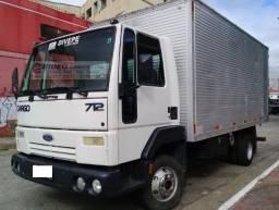 Título do anúncio: Cargo 712 07/07 Bau 5,0m Chapeado