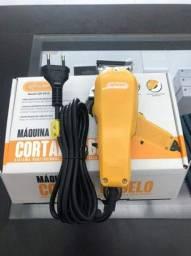 Título do anúncio: Máquina de Cortar Cabelo Knup QR-8918 com fio