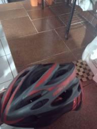Capacete de ciclista