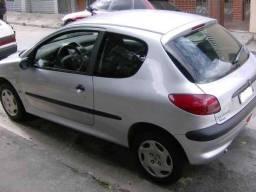 Peugeot 206 8V 2008 flex