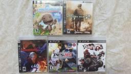 Jogos PS3 Playstation 3 Novissimos