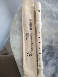 Flauta Doce Soprano Yamaha Original