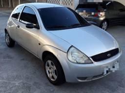 Ford Ka 2007 com AR - 2007