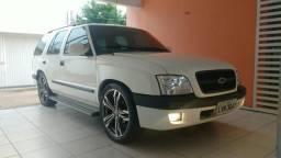 Blazer DLX 2.8 4x4 Diesel TDI (2001) s10 - 2001