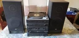Rádio antigo 3x1