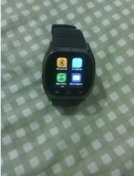 Smartwatch M26 Bluetooth Android Preto