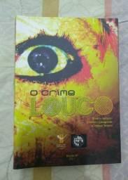 "Livro de psicologia ""O Crime Louco"""