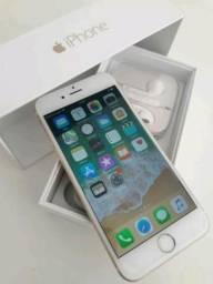 IPhone 6s Gold novíssimo pouco tempo de uso