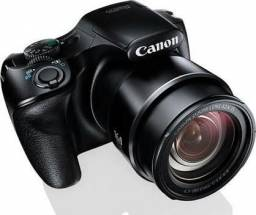 Câmera Semi profissional Canon Sx520