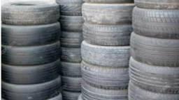Pacote fechado de pneus usados para borracharia com otima qualidade