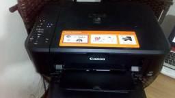 Impressora Multifuncional Canon MG3510 Com Wifi (Com Defeito, Favor ler o Anuncio)