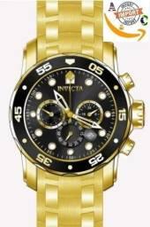 Relógio Invicta Pro Diver Novo- Modelo 0072 - Importado USA - Certificado de Originalidade