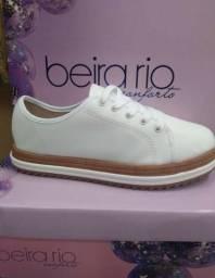 Sapatos Moleca/Beira Rio ( ACEITO CARTÃO)