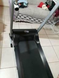 Vendo esteira ergometrica eletronica dream fitness DR 2110 Motor 2,1 Hp,