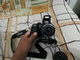 Câmera finepix s 26x 14 mega pixels