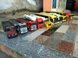 Miniaturas de automóveis