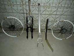 Peças de bicicleta!