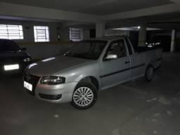 Vw - Volkswagen Saveiro 1.6 dh ve te troco troca carro ou moto xre 300 e hornet - 2007