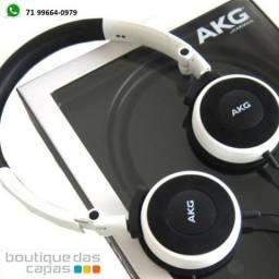Usado, Fone De Ouvido Akg Y30 Wht On Ear By Harman comprar usado  Salvador