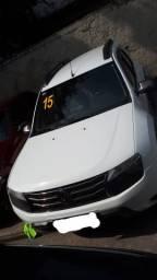 Renault Duster 2.0 teck road 2015 com GNV - 2015