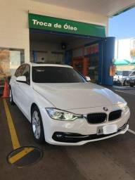 BMW 320 i teto+gps. Única dona - 2017