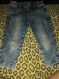 Vendo calca comprida tamanho 1 ano