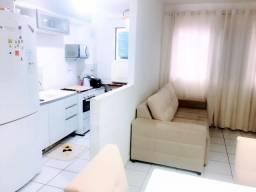 Vendo apartamento no ecopark com moveis planejados e excelente área de lazer