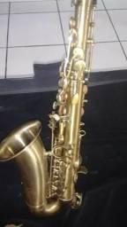 Saxofone Alto Eagle envelhecido