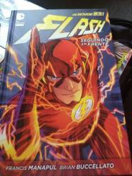 The Flash - Novos 52 - Edição Limitada - Graphic Novel