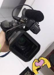 Filmadora Profissional Sony DSR