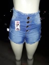 Gigi jeans shorts feminino