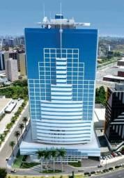 Título do anúncio: Sala Salvador Prime 72m² Oportunidade anda alto 2 vagas Tancredo Neves
