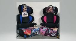 Cadeira da tutti novas com assentos