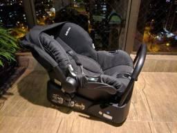 Cadeirinha / Bebê Conforto Safety 1st One Safe Com Base - Black
