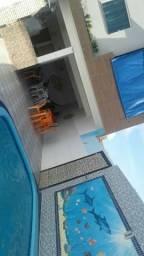 Casa com piscina em barra dos coqueiros