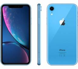 IPhone XR 64gb Azul novo lacrado